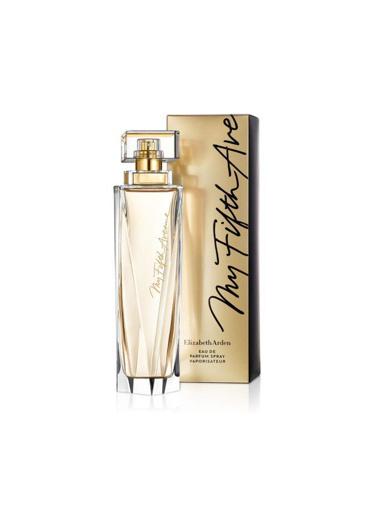 Elizabeth Arden Elizabeth Arden My Fifth Avanue Menekşe Ve Lotus Çiçeği Kokulu Kadın Parfümü 100 Ml Renksiz